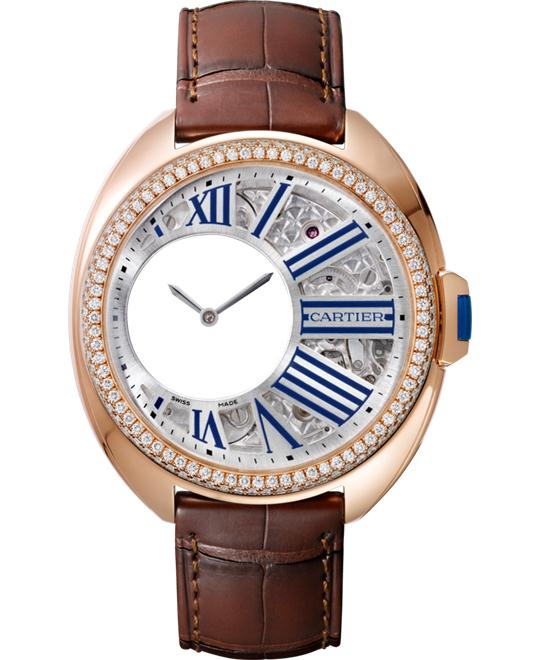 Cartier Clé De Cartier HPI00945 Watch 41