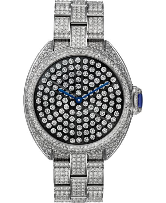 Cartier Clé De Cartier HPI01063 Diamonds 40