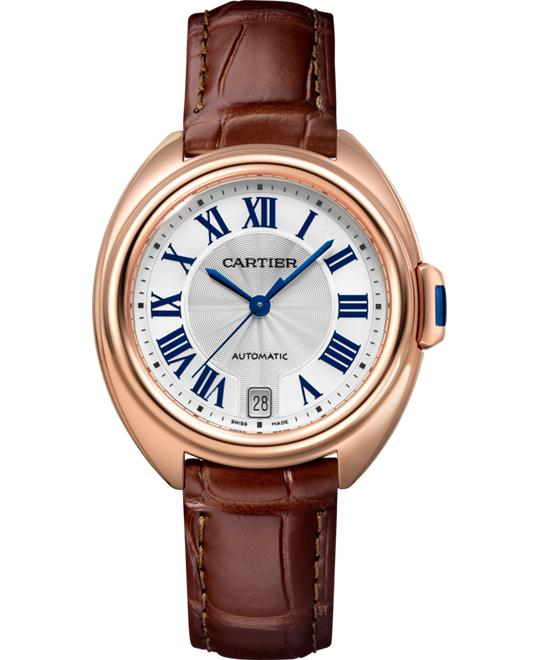 Cartier Clé De Cartier WGCL0013 Watch 35