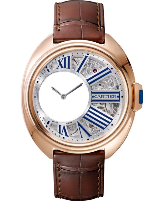 Cartier Clé De Cartier WHCL0002 Watch 41