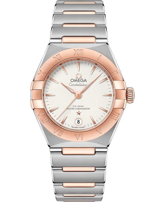 đồng hồ nữ OMEGA CONSTELLATION 131.20.29.20.02.001 MANHATTAN 29