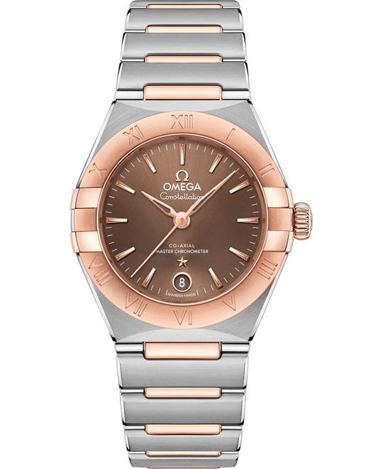 đồng hồ nữ OMEGA CONSTELLATION 131.20.29.20.13.001 MANHATTAN 29