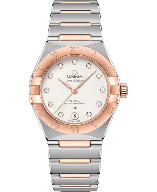 Omega Constellation 131.20.29.20.52.001 Manhattan 29