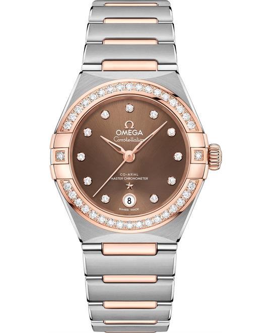 đồng hồ nữ OMEGA CONSTELLATION 131.25.29.20.63.001 MANHATTAN 29