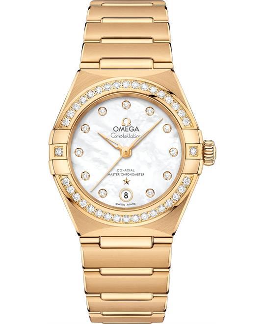 đồng hồ nữ OMEGA CONSTELLATION 131.55.29.20.55.002 MANHATTAN 29