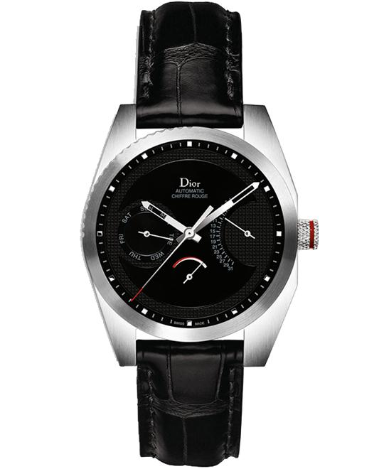Christian Dior Chiffre Rouge CD084C10A002 Automatic 38