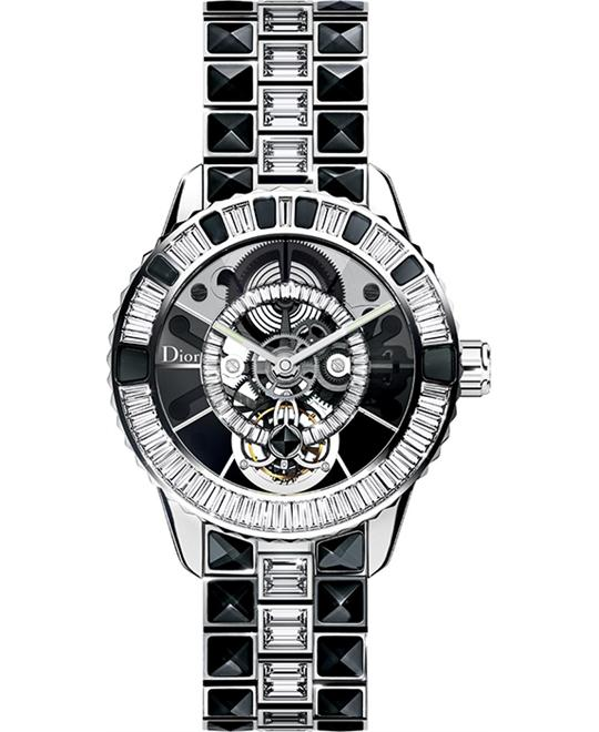 DIOR CHRISTAL CD115960M001 Tourbillon 42mm