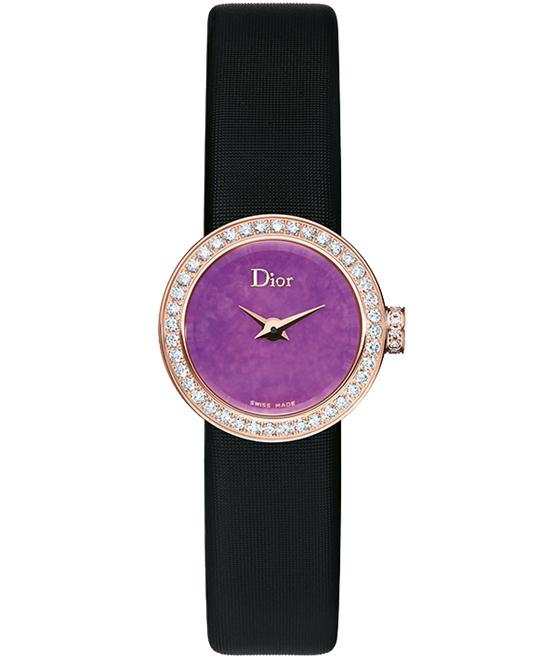 Christian Dior La D De Dior CD040172A003 Quartz Watch 19
