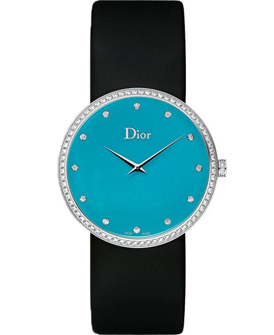 Christian Dior La D De Dior CD043161A001 Watch 38