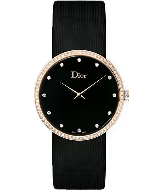 Christian Dior La D De Dior CD043171A002 Diamonds 38