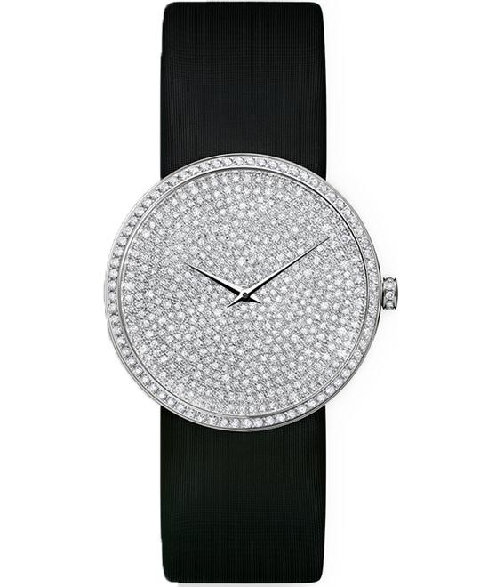 Christian Dior La D De Dior CD043964A001 Diamonds 38
