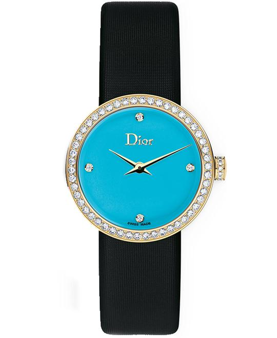 Christian Dior La D De Dior CD047150A003 Quartz Watch 25
