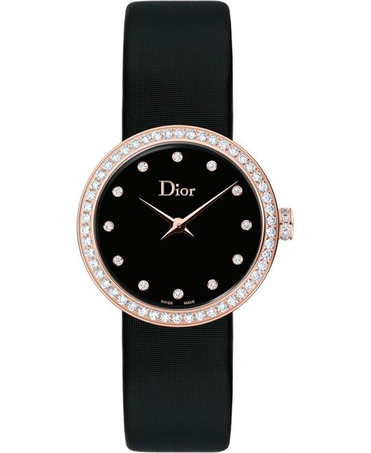 Christian Dior La D De Dior CD047170A005 Quartz Watch 25