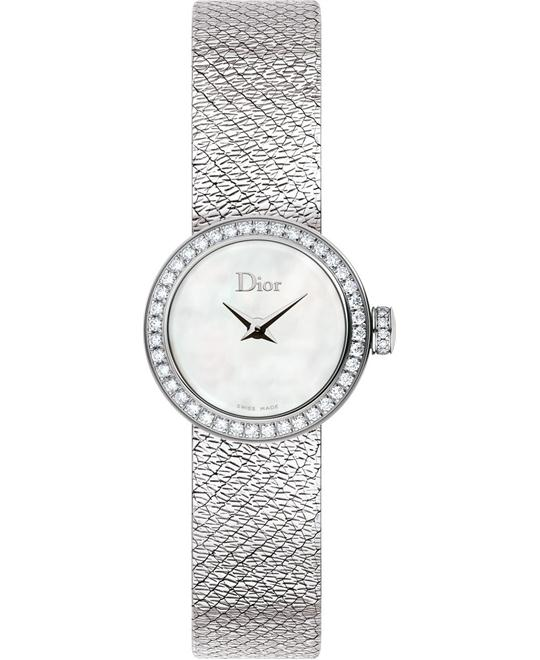 Christian Dior La D De Dior CD040110M001 Ladies Watch 19