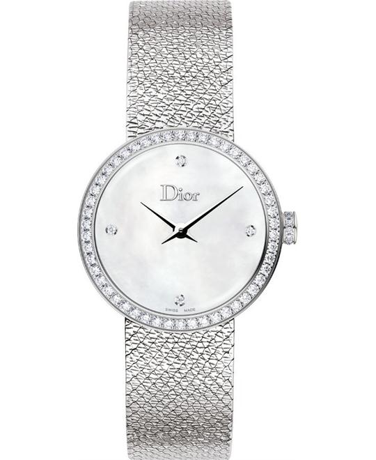 Christian Dior La D De Dior CD047111M001 Watch 25