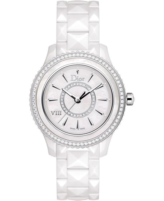 DIOR VIII CD1231E4C001 Mother of Pearl Dial 33mm