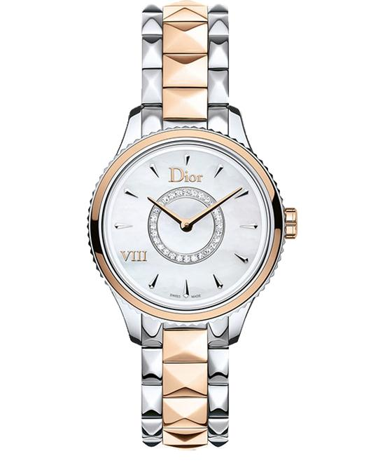 DIOR VIII CD1511I0M001 Quartz Watch 25mm