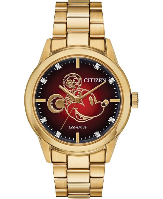 Disney by Citizen Eco-Drive Unisex Diamond Limited 40