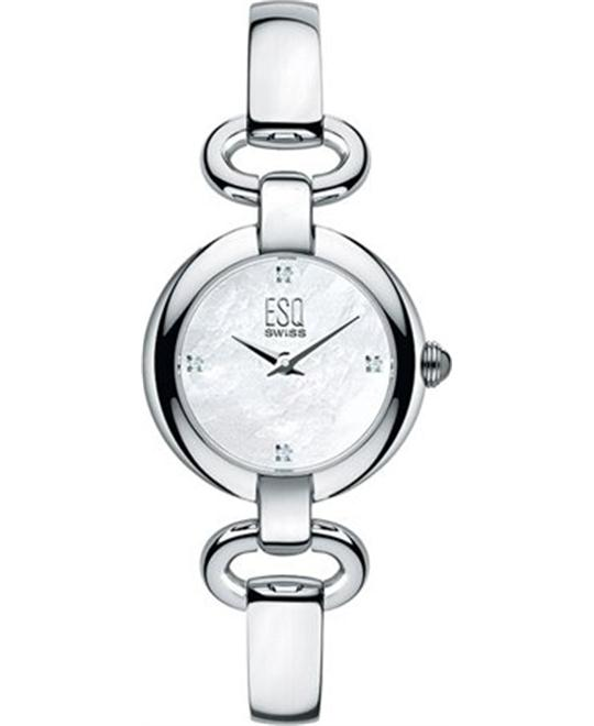 ESQ By Movado Kali Mother-Of-Pearl Watch 26mm