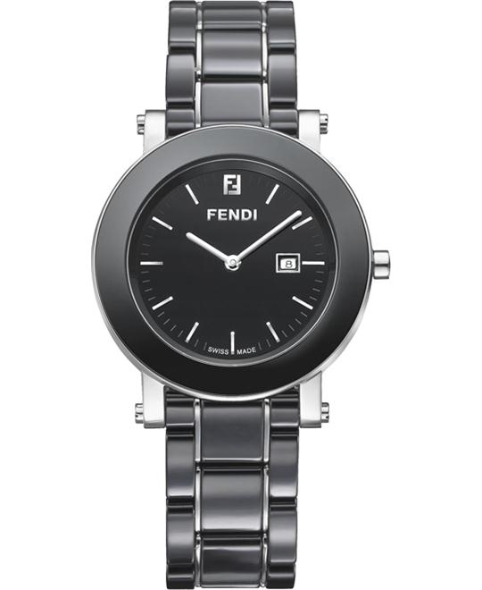 Fendi Ceramic F641110 Watch 38mm