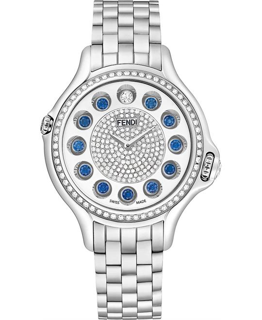 Fendi Crazy Carats F107034000-B4P02 Watch 38mm