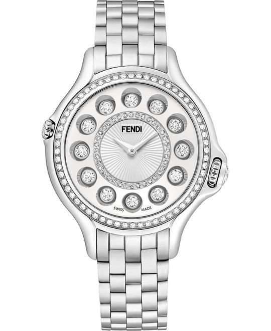 Fendi Crazy Carats F107034000B2P02 Watch 38mm