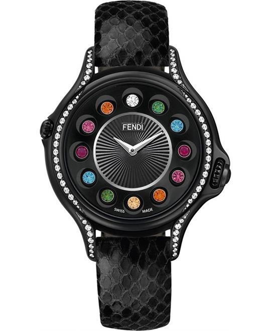 Fendi Crazy Carats F110021011C0T05 Watch 33mm