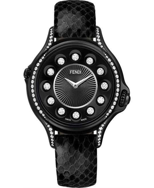 Fendi Crazy Carats F110031011C0T05 Watch 33mm