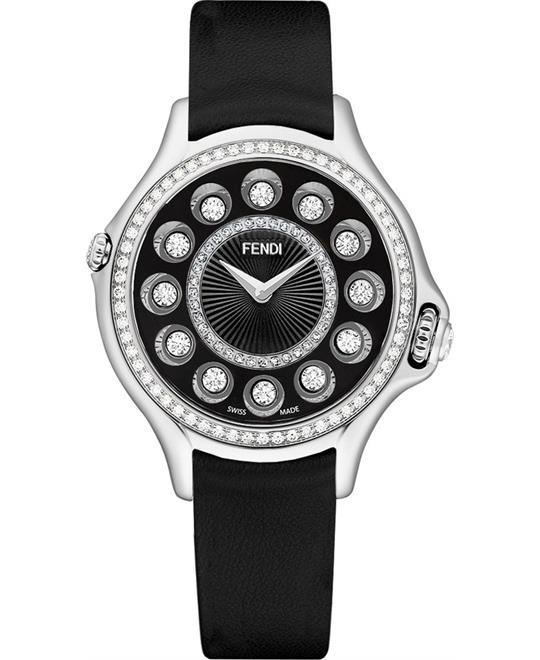 Fendi Crazy Carats F113021011B2T05 Watch 33mm