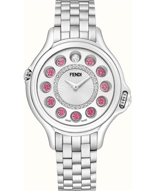 Fendi Crazy Carats FOR245GGGF0HEQ Watch 38mm