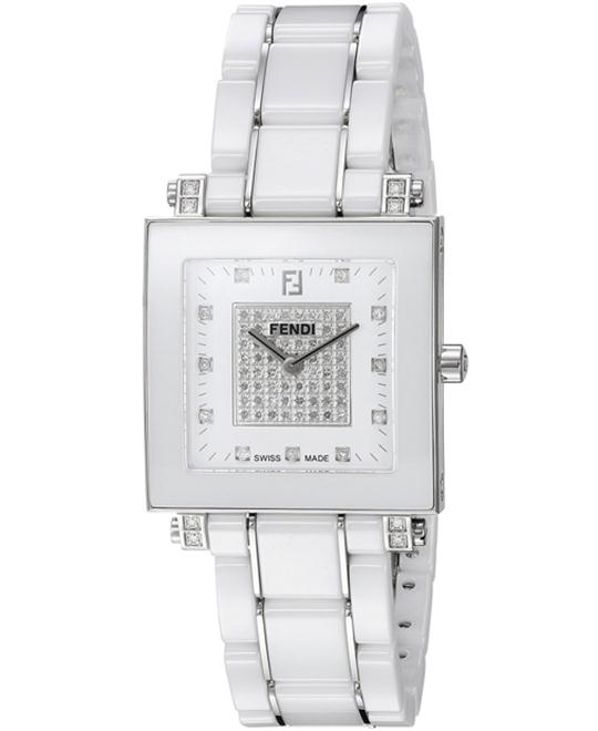 Fendi F626140DPDC Ceramic Watch 18mm