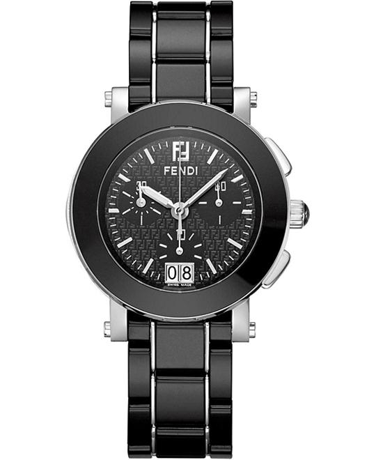 FENDI F661110 CERAMIC BRACELET WATCH 38MM