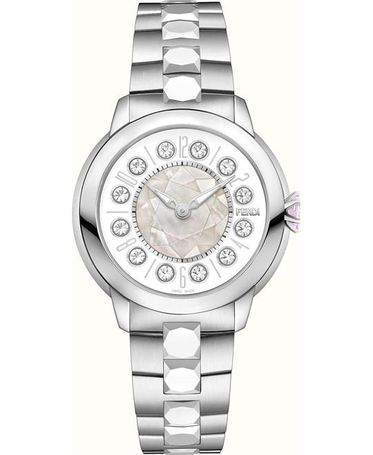 Fendi Ishine FOW421A12DF10R3 Rotating Gemstones 38mm