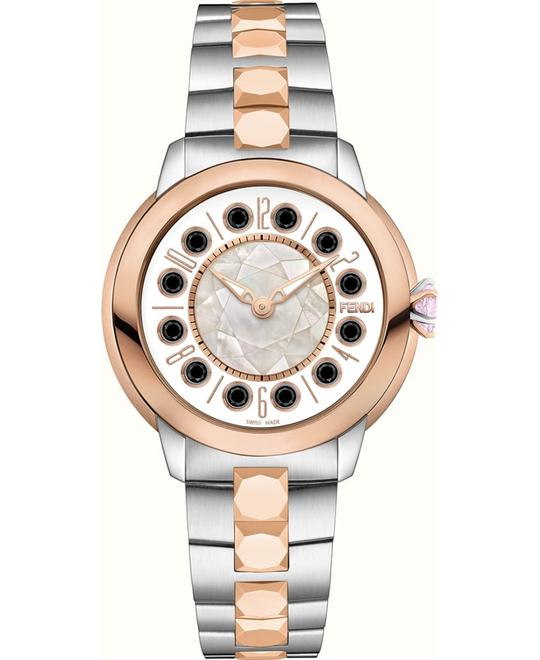 Fendi Ishine FOW425A12IF10R3 Rotating Gemstones 38mm