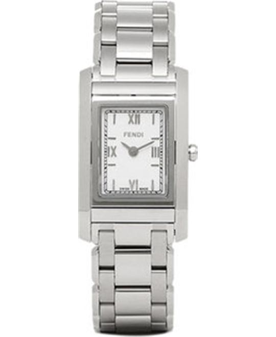 FENDI LOOP F775240J WHITE DIAL LADIES WATCH 21MM