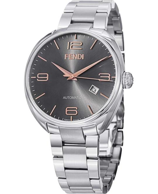 FENDI MATIC F201016200 AUTOMATIC WATCH 42MM