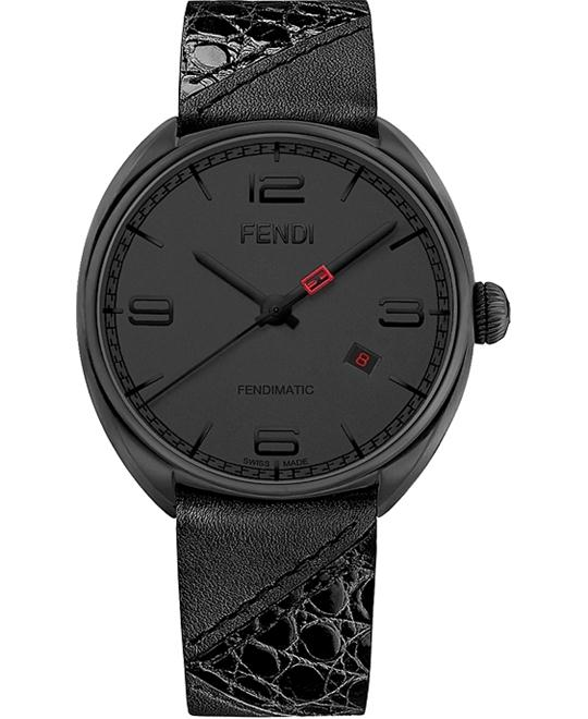 FENDI MOMENTO F202611011 AUTOMATIC WATCH 42MM