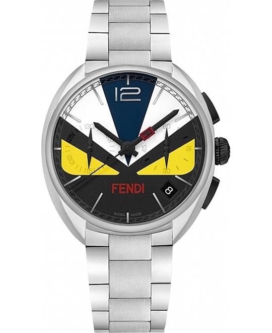 đồng hồ Fendi Momento F215011500 Bug Men's Watch 40mm