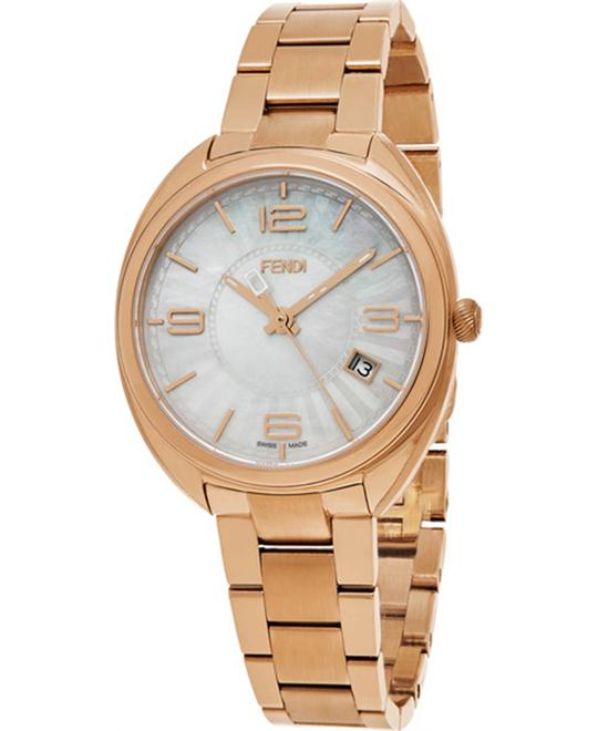 FENDI MOMENTO F218534500 LADIES WATCH 33MM