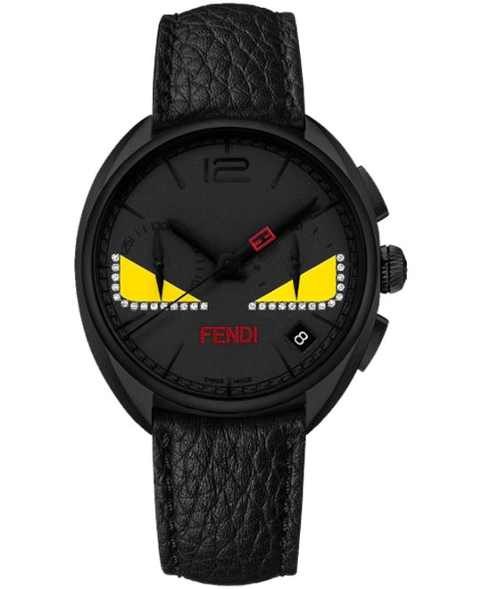 Fendi Momento FOR295XXQF0QT6 Diamond Watch 40mm