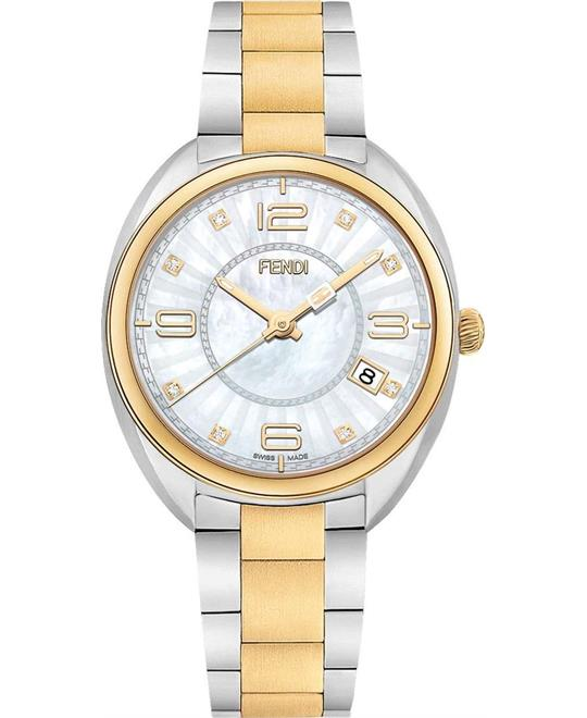 Fendi Momento Quartz 34mm