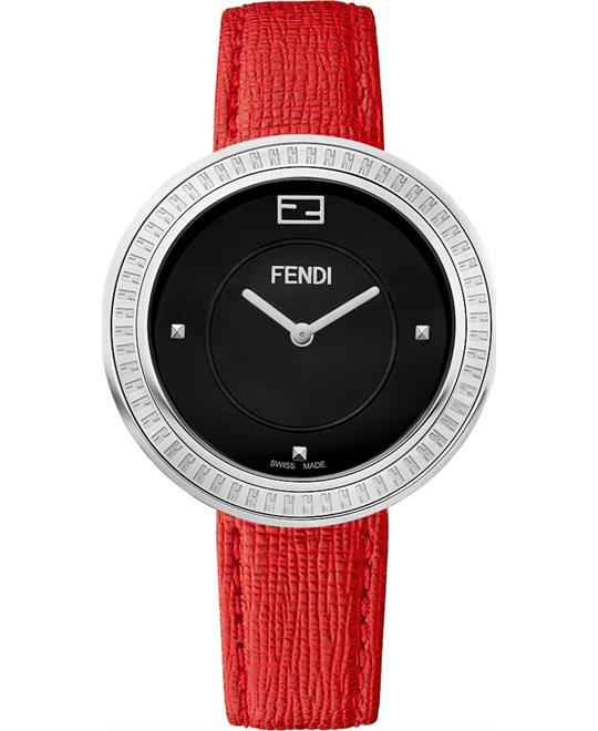 Fendi My Way F354031073 Watch 36mm