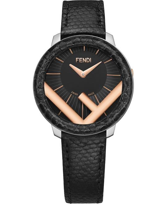 Fendi Run Away FOW807A5UGF0QA1 Watch 36mm