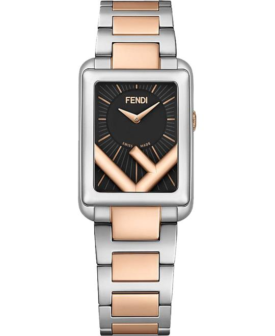 Fendi Run Away FOW906A2YLF0QA1 Watch 22,5 x 32mm