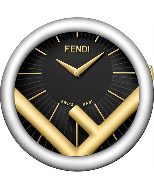 Fendi Run Away Table Clock FOW778A2YKF0QA1 60mm