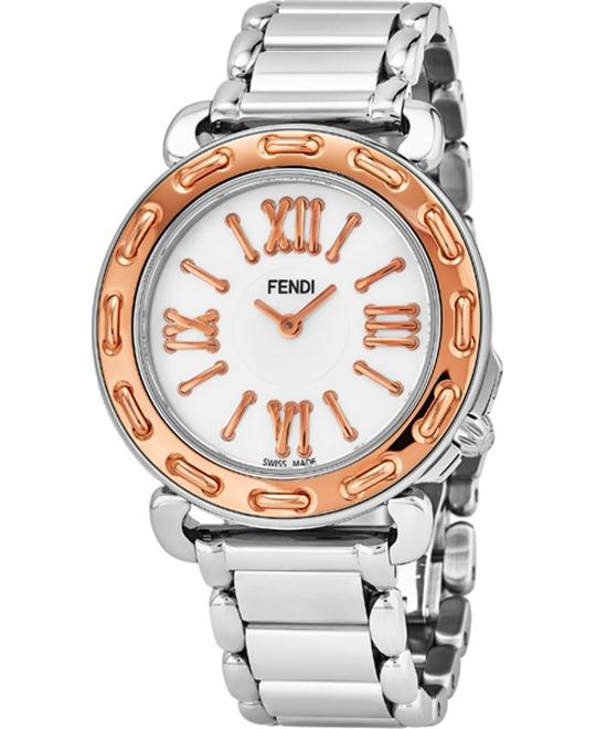 FENDI SELLERIA F8002345H0 WATCH 37MM
