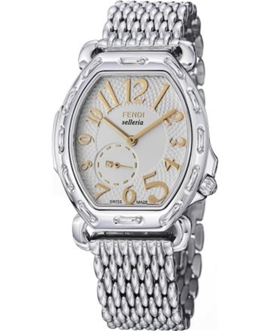 Fendi Selleria F84234H Watch 34x38mm