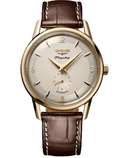 FLAGSHIP Heritage L4.817.6.76.2 Watch 38mm