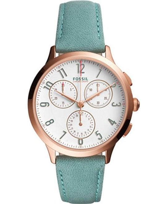 FOSSIL Abilene Chronograph Ladies Watch 34mm