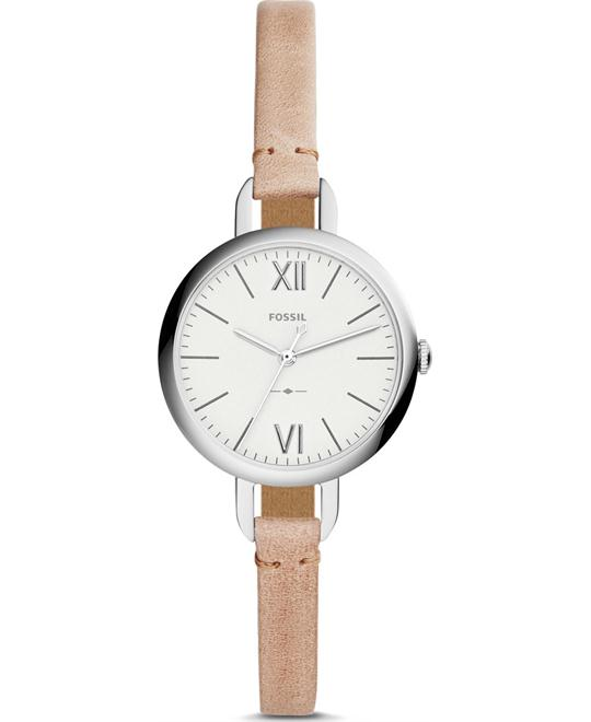 Fossil Annette Three-Hand Sand Watch 30mm
